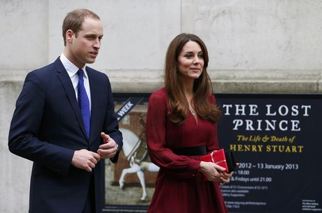 Protocolo é levado mais a sério por William e Kate