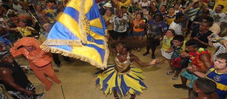 Unidos da Tijuca conquistou o último Carnaval do Rio. Em 2013, a escola será a terceira a desfilar no primeiro dia de festa