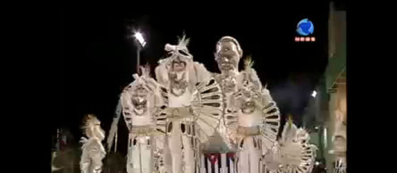 União da Ilha da Magia venceu o Carnaval com uma homenagem a Cuba, em 2011
