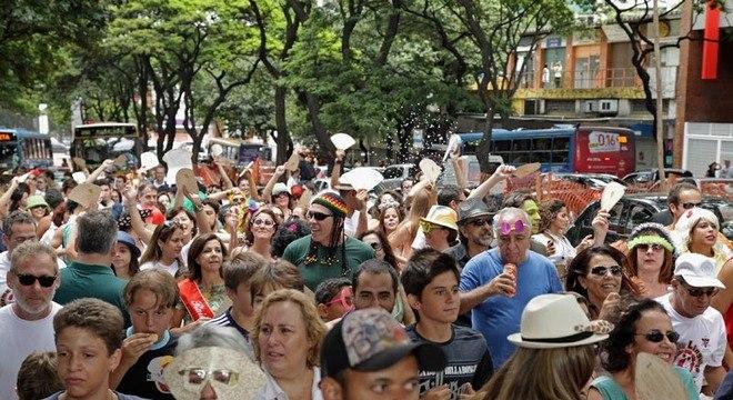 Trema na Linguiça abre a temporada de desfiles dos blocos de rua em BH e espera receber cerca de 400 pessoas