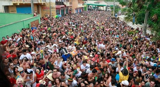 Carnaval de São Luiz do Paraitinga atrai cerca de 150 mil turistas por ano