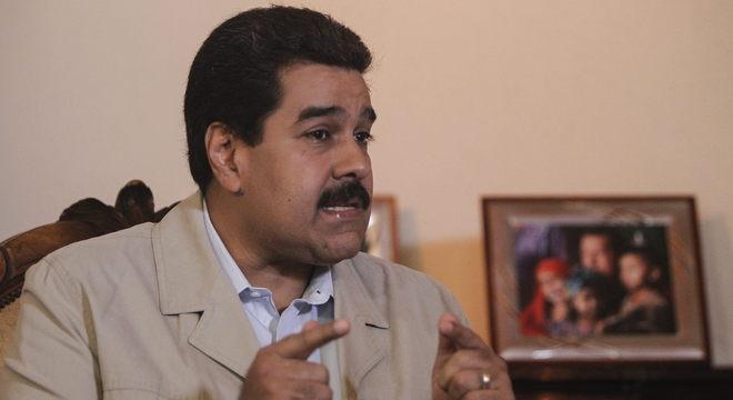Maduro disse ter visto Chávez pela última vez no dia 14 de janeiro