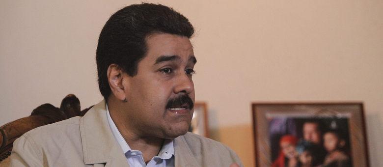 """""""Tivemos que enfrentar uma guerra midiática, realmente miserável sobre a vida do presidente"""", afirmou Maduro durante entrevista"""