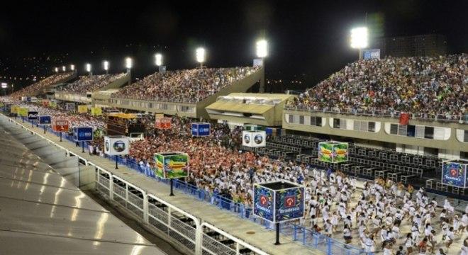 Escolas de samba acertam os últimos detalhes para os desfiles oficiais no Carnaval