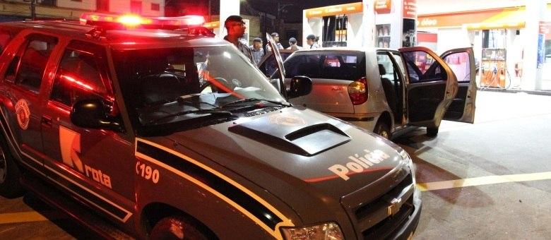 Todos os suspeitos foram encaminhados ao 31º DP, na Vila Carrão