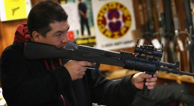 Os disparos ocorreram em um dia de manifestações em todo o país pelos defensores do porte de armas