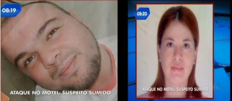 Suspeito de matar mulher em motel continua foragido
