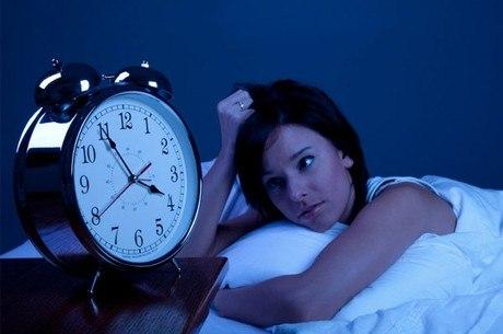 Procure o médico se estiver com problema para dormir