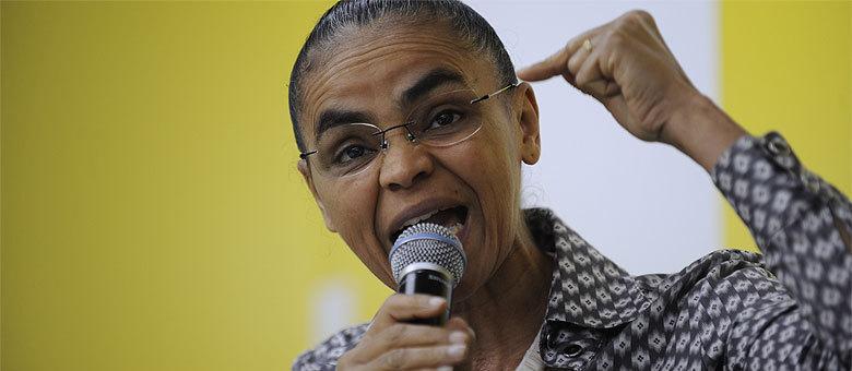 """Defensora do meio ambiente, Marina Silva vai criar novo partido, que tem sugestões como """"Semear"""", """"Rede Verde"""" e """"Partido da Terra"""""""