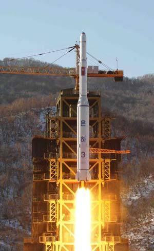 Coreia do Norte lançou o foguete em dezembro do ano passado