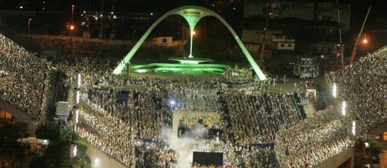 Segundo a Liesa, há cerca de 3.000 entradas para cada dia dos desfiles na Marquês de Sapucaí