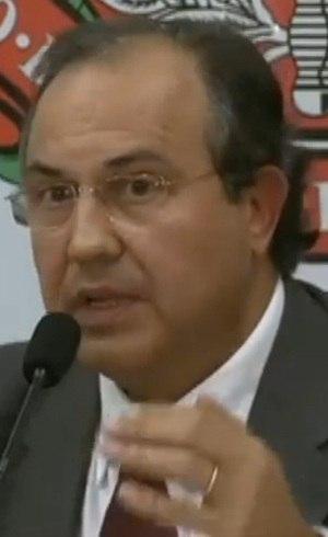Fernando Grella é o secretário da Segurança Pública da gestão de Geraldo Alckmin (PSDB)