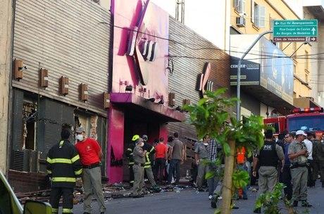 Incêndio em Boate Kiss matou 242 pessoas
