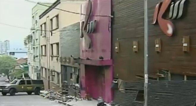 Casa noturna foi palco de tragédia que deixou 231 mortos no último domingo