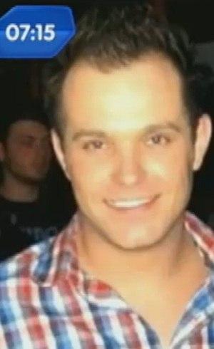 Elissandro Spohr, um dos sócios da boate Kiss