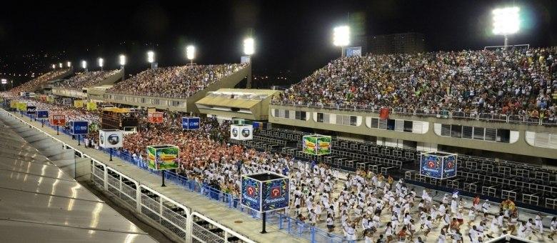 Desde dezembro passado, as escolas do Grupo Especial e da Série A atravessaram a Sapucaí em preparação para os desfiles oficiais