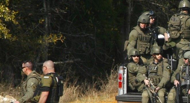 Forças especiais do FBI foram chamadas para resolver o caso no Alabama