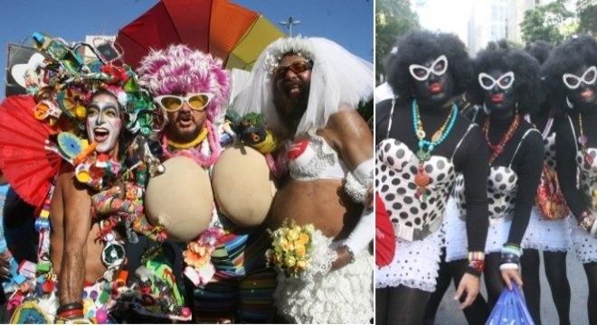 Banda de Ipanema e o Cordão da Bola Preta encabeçam a lista dos blocos com mais chances de encontrar um amante