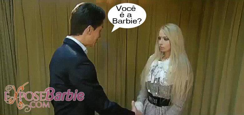 Reprodução/Expose Barbie (Montagem R7)