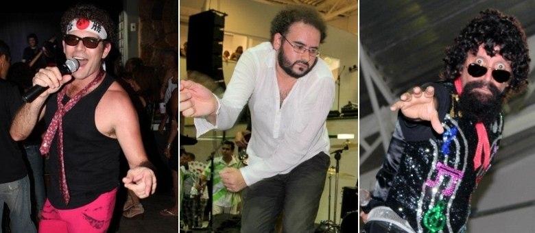 Além do figurino, covers do Cazuza, Renato Russo e Raul Seixas preparam surpresas para o desfile da Mocidade