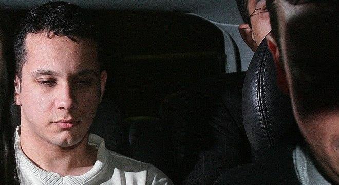 Gil Rugai, hoje com 35 anos, cumpre pena em penitenciária no interior de SP