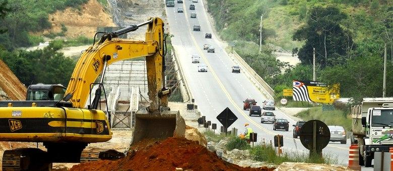 Resultado de imagem para obras em rodovias de SP