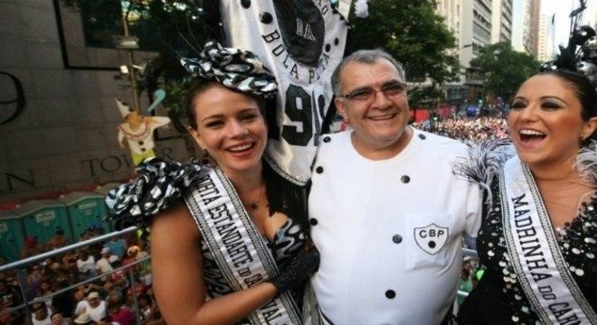 Com 95 anos de vida, o Cordão do Bola Preta ainda tem muito fôlego para arrastar multidões pelas ruas do centro do Rio