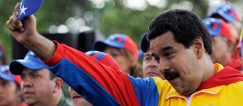 """Nicolás Maduro assumirá a Presidência. """"Estas foram as ordens do comandante presidente Hugo Chávez"""", destacou o chanceler"""