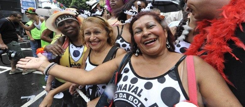 Com 95 anos de vida, o Cordão da Bola Preta mantém o fôlego para arrastar uma multidão pelo Centro do Rio