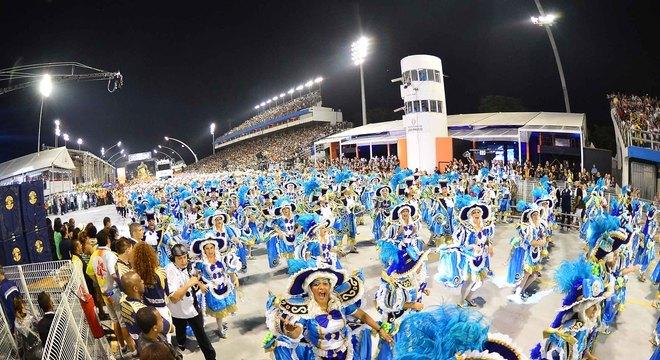 Grande campeã do Carnaval de São Paulo será conhecida nesta terça-feira (12). Apuração começa às 16h