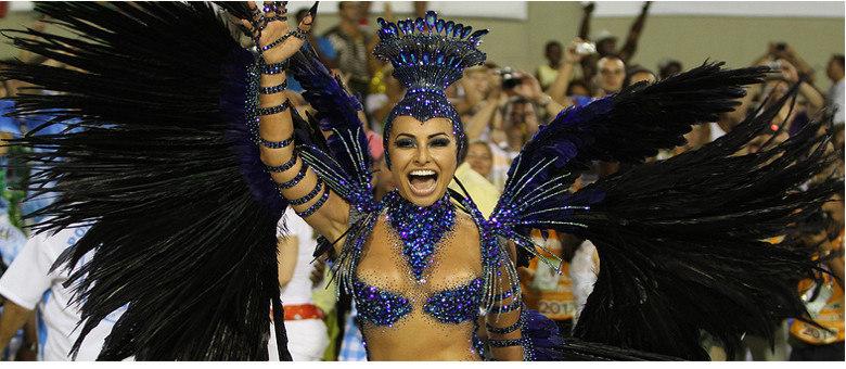 Sabrina Sato: rainha da bateria da Vila Isabel, escola campeã de 2013