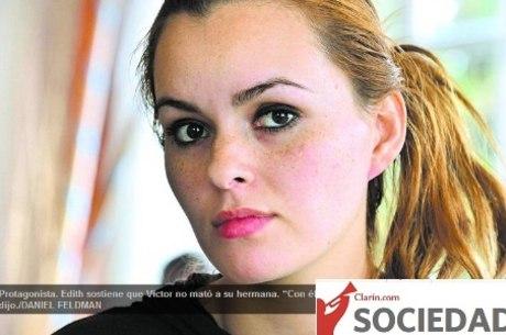 Edith Casas defendeu o futuro marido dizendo que se casará por amor