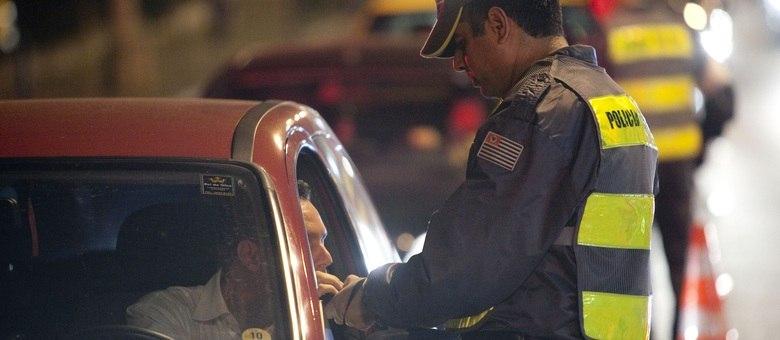 Ao todo, 11.396 motoristas passaram pelo teste do bafômetro no Estado de São Paulo