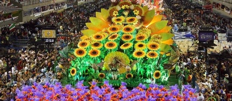A grande campeã do Carnaval, Unidos de Vilsa Isabel, desfilará no sábado