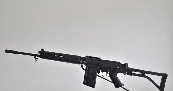 a73ba1af70 Governo de São Paulo amplia uso de fuzil pela Polícia Militar - Notícias -  R7 São Paulo