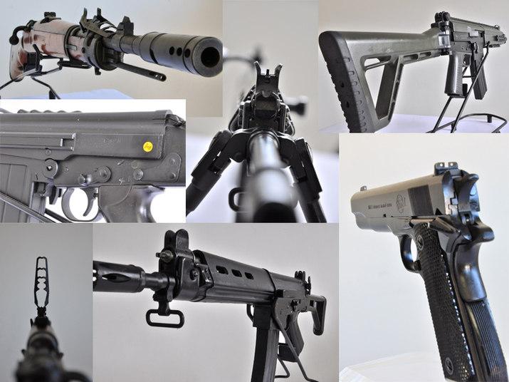 Resultado de imagem para Quais são as armas exclusivas do exército?