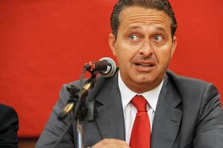 Campos disse que não irá comparecer ao encontro do PT em Fortaleza