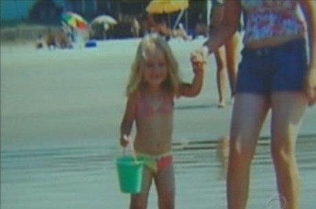 Grazielly tinha ido à praia pela primeira vez quando foi morta pela moto aquática