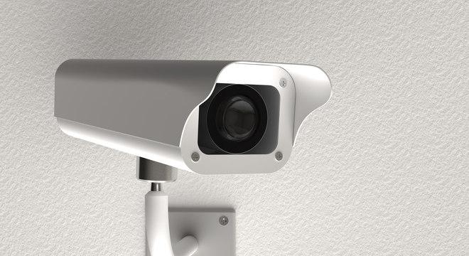 De acordo com a PF, criminosos conseguem ter acesso às filmagens em tempo real