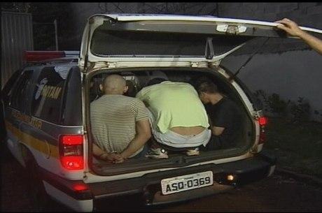 Polícia já  conseguiu recapturar mais de 35 homens