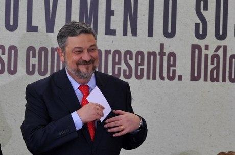 Palocci foi preso na manhã desta segunda-feira