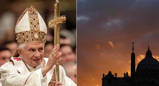 Em 2005, Joseph Ratzinger saiu vitorioso no 2º dia do conclave, após quatro votações: era o início de Bento 16