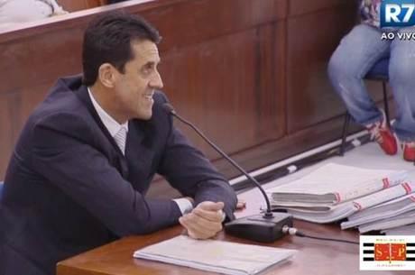 Antônio de Olim presta depoimento desde as 9h40 desta terça-feira