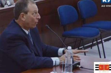 Ricardo Patoli é a primeira testemunha do terceiro dia de júri popular de Mizael Bispo