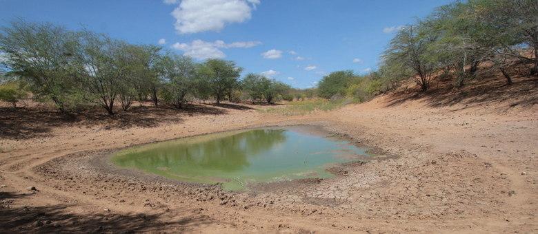 O baixo nível dos reservatórios aponta para uma situação cada vez mais crítica na região
