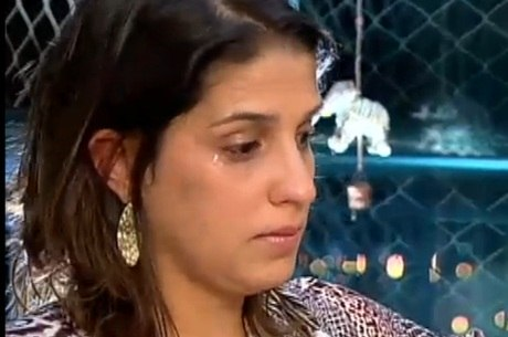 Ana Oliveira (foto) falou que costuma sonhar com Isabella