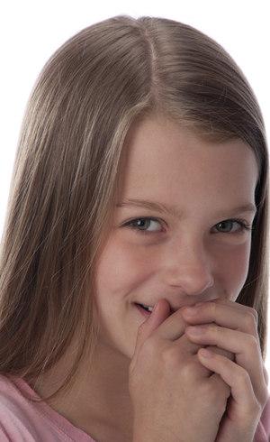 Cerca de 50% das crianças têm mau hálito