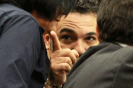 """Presidente da Comissão, Marco Feliciano disse que se sentiu """"realizado"""" hoje"""
