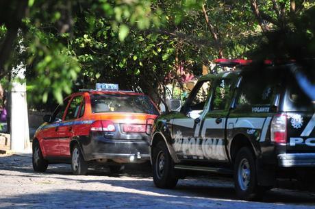 Taxistas foram executados durante a Semana Santa