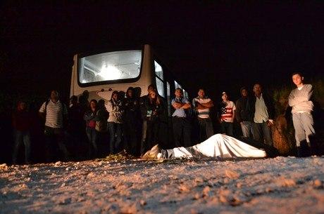 Motorista de ônibus escolar é assassinado em Francisco Morato